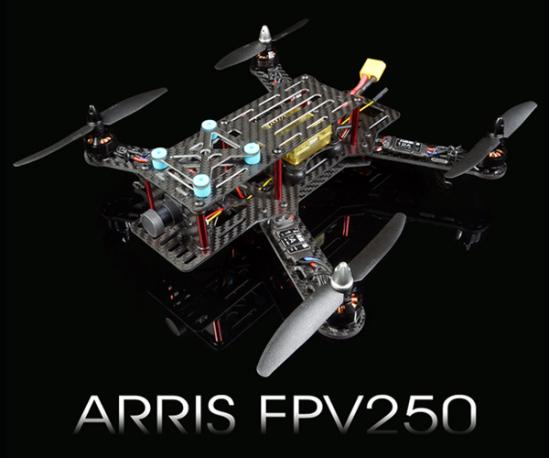 1-arris-fpv250-bnf