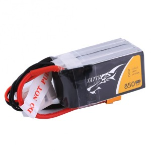 How to choose a Lipo battery for your Armattan Japalura 01